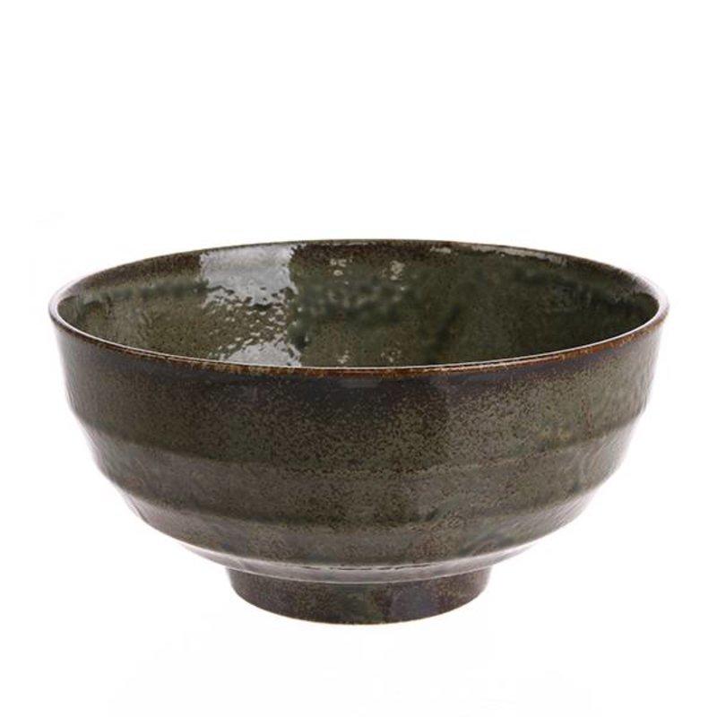 HKliving-collectie japanese ceramic noodle bowls (set of 4)
