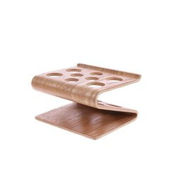 HK living-collectie willow wooden pencil stand