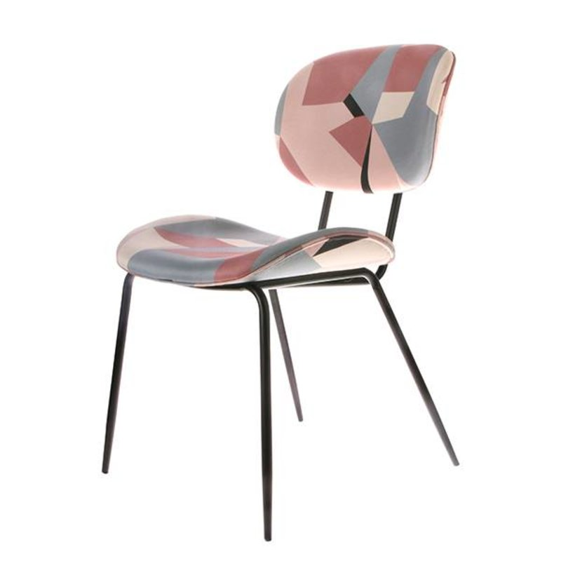 HKliving-collectie dining chair printed
