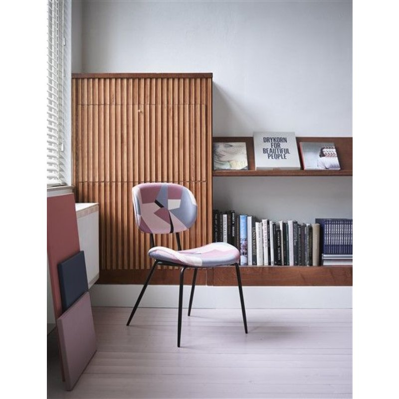 HK living-collectie dining chair printed