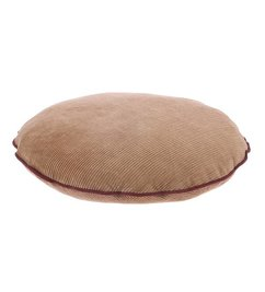 HK living  corduroy cushion round (ø40)