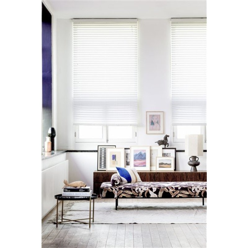 HK living-collectie hexagonal lampshade linen natural L