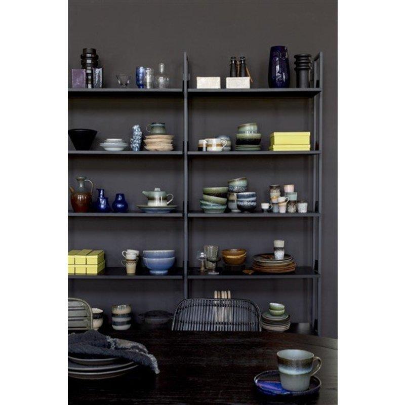 HK living-collectie ceramic 70's mugs set of 6