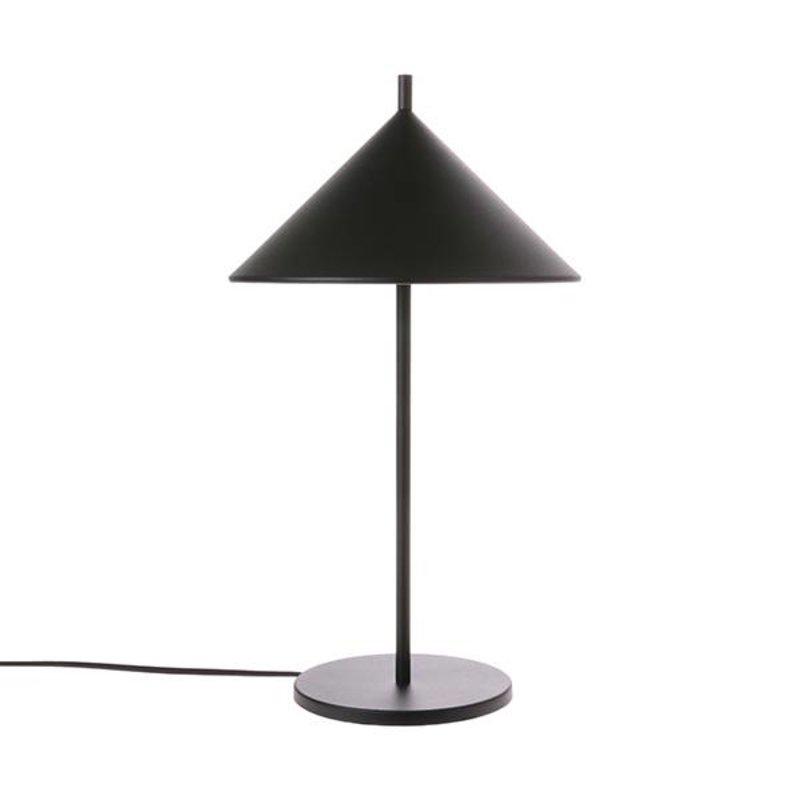 HK living-collectie Tafellamp Triangle zwart