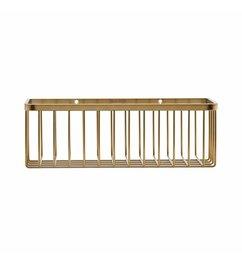 House Doctor-collectie Wandopberger Bath goud -S-