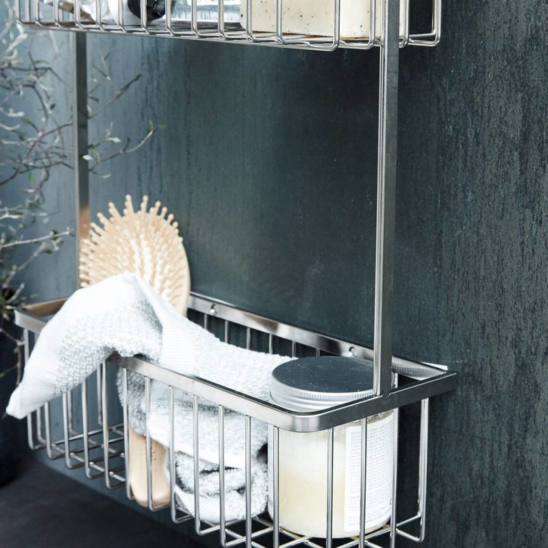 House Doctor-collectie Wandopberger Bath chroom -L-