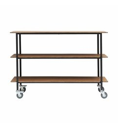 House Doctor-collectie Trolley, Vene, Light brown,