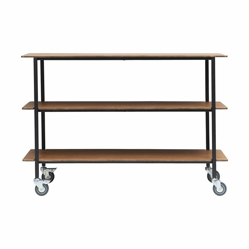 House Doctor-collectie Trolley, Vene, Light brown