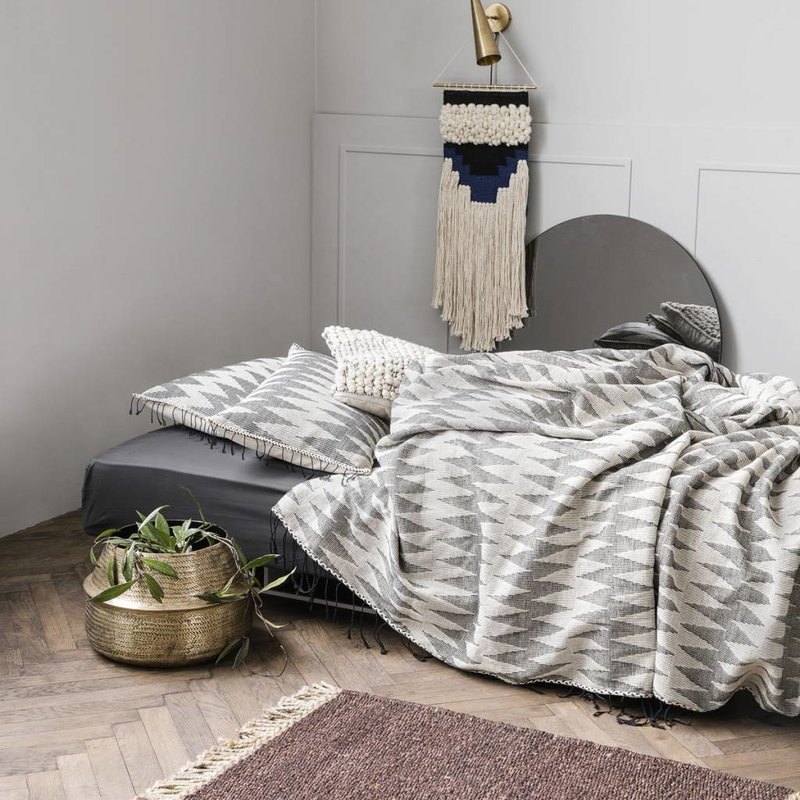 House Doctor-collectie Sprei Totem -S-