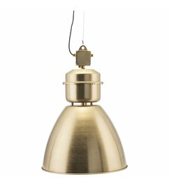House Doctor Lamp Volumen -L- goudkleur