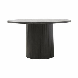 House Doctor Ronde eettafel Pillar