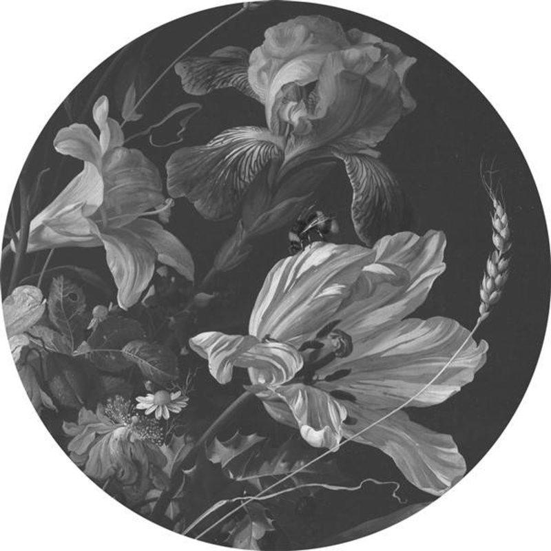 KEK Amsterdam-collectie Behangcirkel Golden Age Flowers