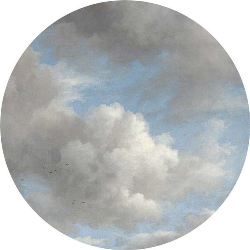 KEK Amsterdam-collectie Behangcirkel Golden Age Clouds