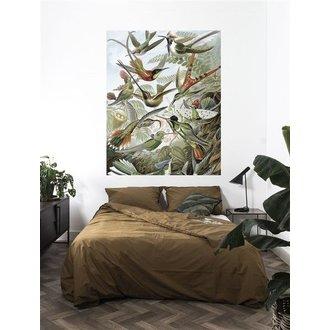 KEK Amsterdam Wallpaper Panel Exotic Birds