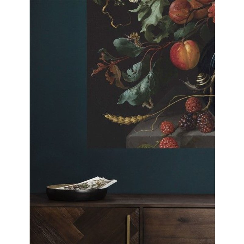 KEK Amsterdam-collectie Wallpaper Panel Golden Age Flowers