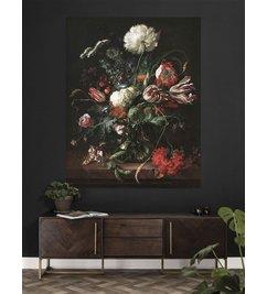 KEK Amsterdam-collectie Wallpaper Panel Golden Age Flowers