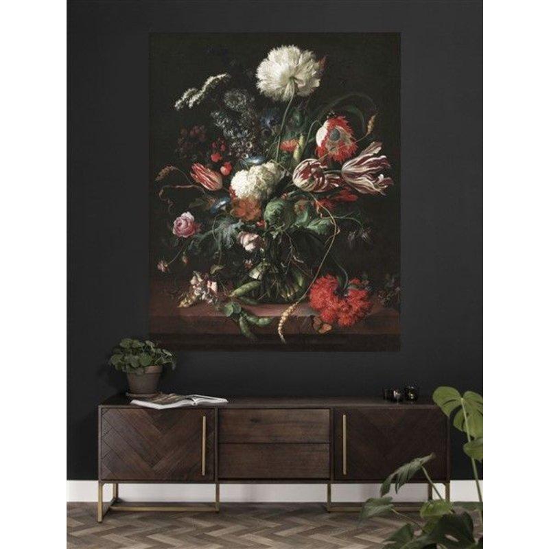 KEK Amsterdam-collectie Behangpaneel Golden Age Flowers