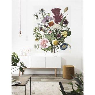 KEK Amsterdam Wallpaper Panel Wild Flowers