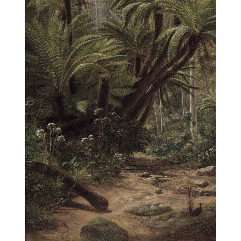 KEK Amsterdam-collectie Behangpaneel Palm Trees
