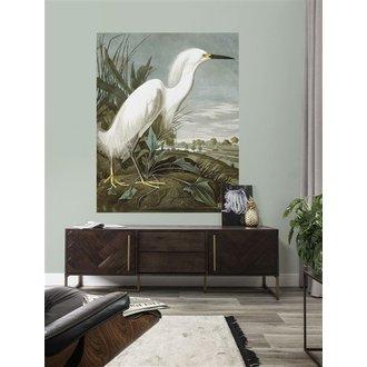 KEK Amsterdam Behangpaneel Snowy Heron