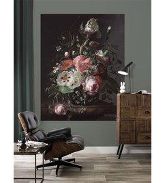 KEK Amsterdam Wallpaper Panel Golden Age Flowers