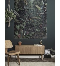 KEK Amsterdam-collectie Wallpaper Panel Tropical Landscape