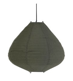 HK living  Lamp lampion lantern green Dia 65 cm