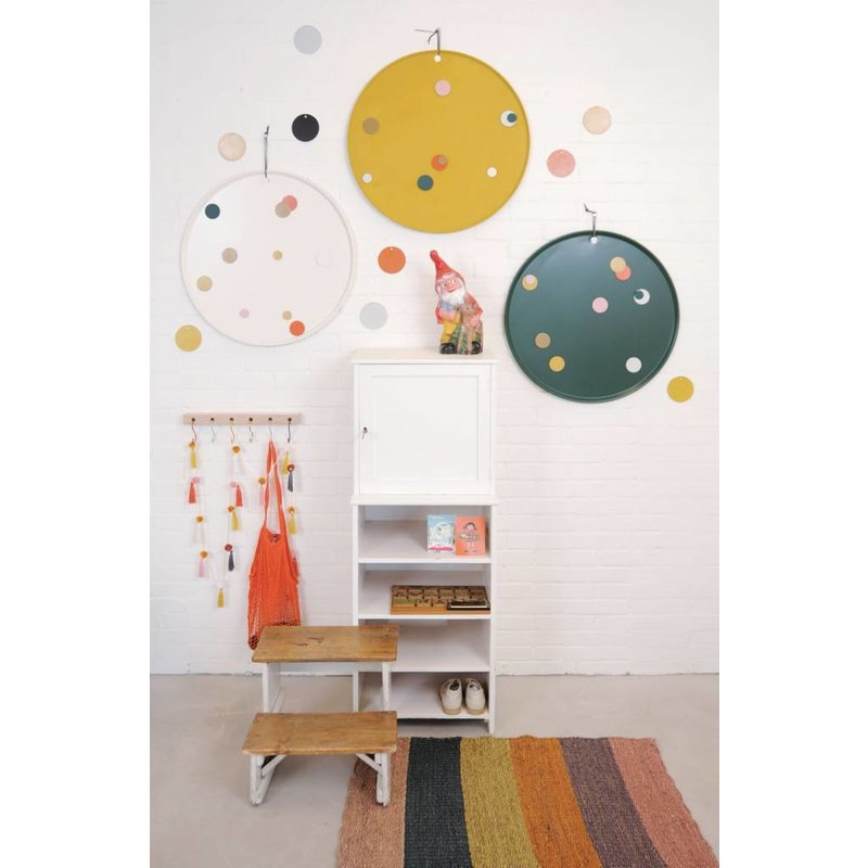 E|L by DEENS.NL-collectie Vloermat Veerle 60x90cm