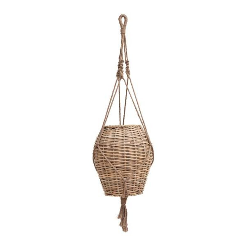 House Doctor-collectie Planter WOVEN rattan