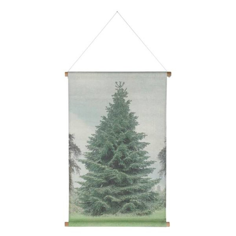 HKliving-collectie Wall chart christmas special XL tree