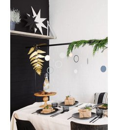 E|L by DEENS.NL-collectie Table clamp SHOW ® black