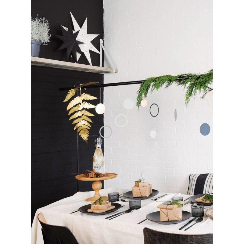 E|L by DEENS.NL-collectie Tafelklem TOON ® zwart