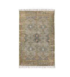 HK living-collectie Rug overdyed vintage 120x180 cm