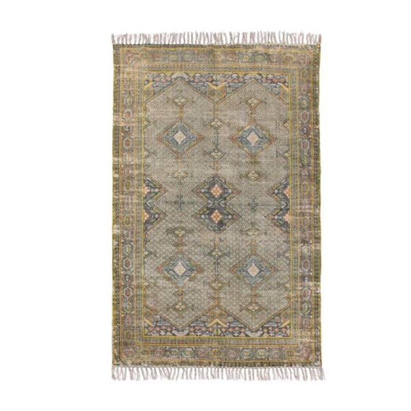 HKliving-collectie Rug overdyed vintage 120x180 cm