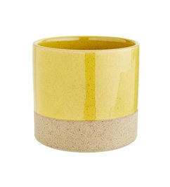 Madam Stoltz Two tone flower pot