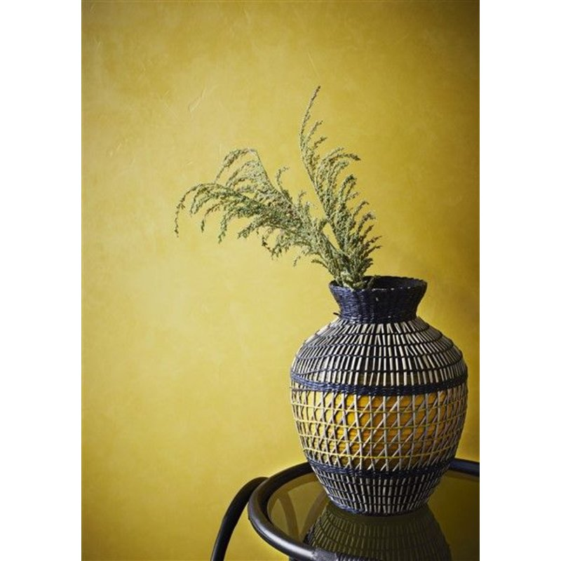 Madam Stoltz-collectie Seagrass vase