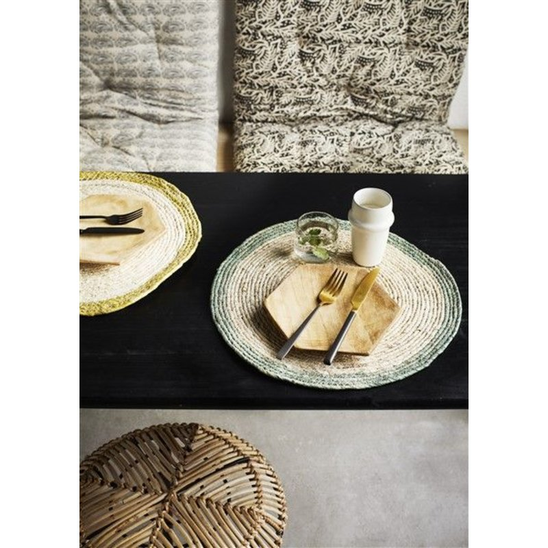 Madam Stoltz-collectie Round placemat