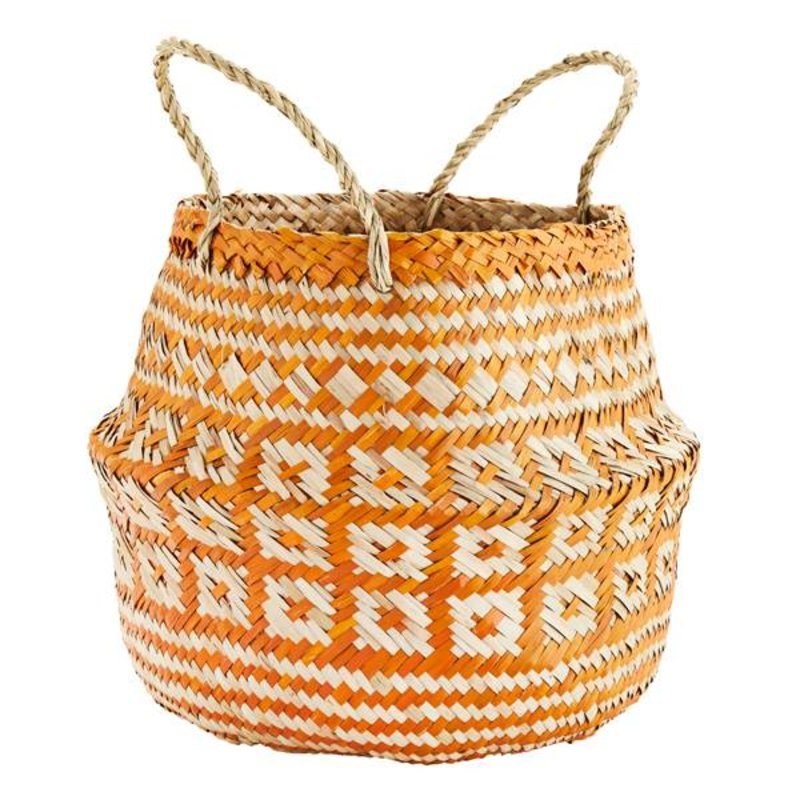 Madam Stoltz-collectie Seagrass basket