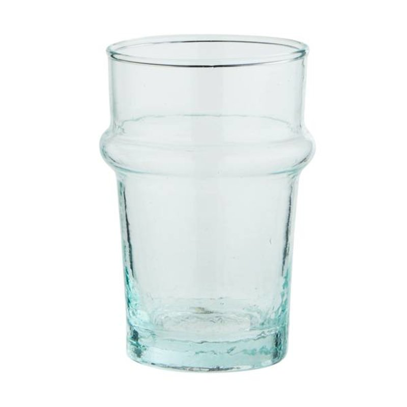 Madam Stoltz-collectie Drinkglas Beldi helder