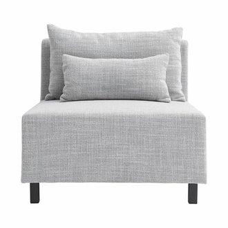 House Doctor Sofa, Light grey, Middle