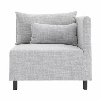 House Doctor Sofa, Light grey, Corner
