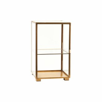 House Doctor Cabinet, Brass,