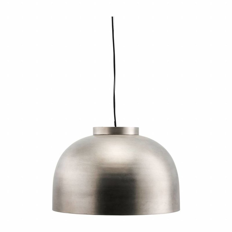 House Doctor-collectie Hanglamp Bowl Gunmetal 50 x 33
