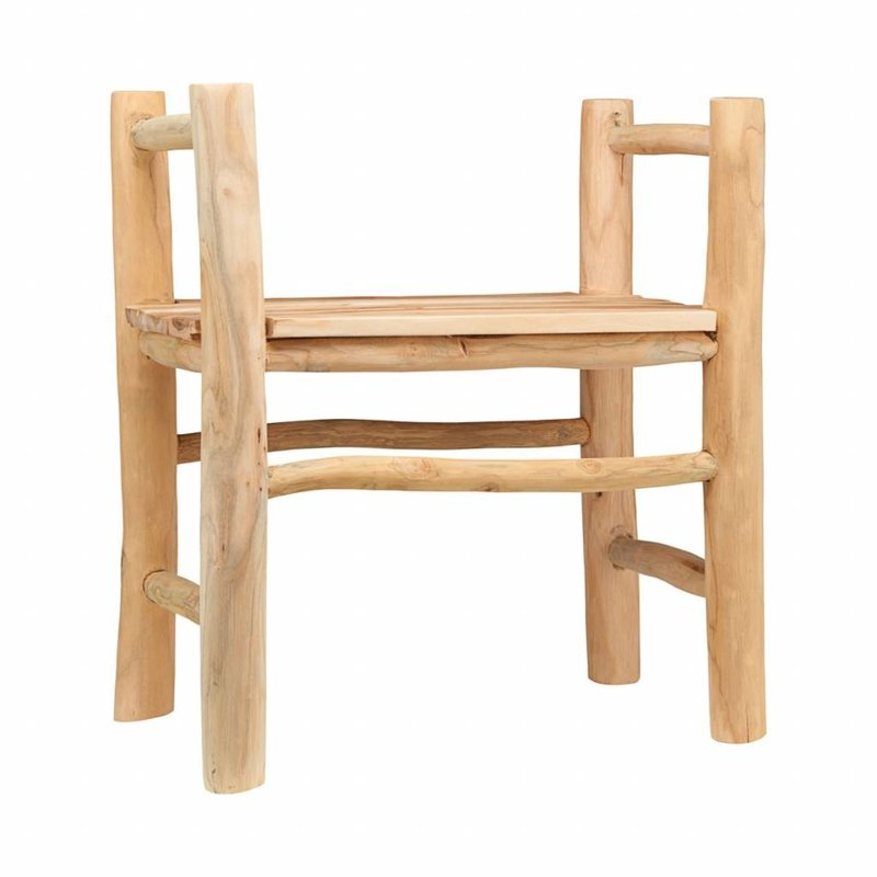 House Doctor-collectie Dining chair, Teaky
