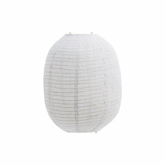 House Doctor Lampshade, Stitch, Off-White