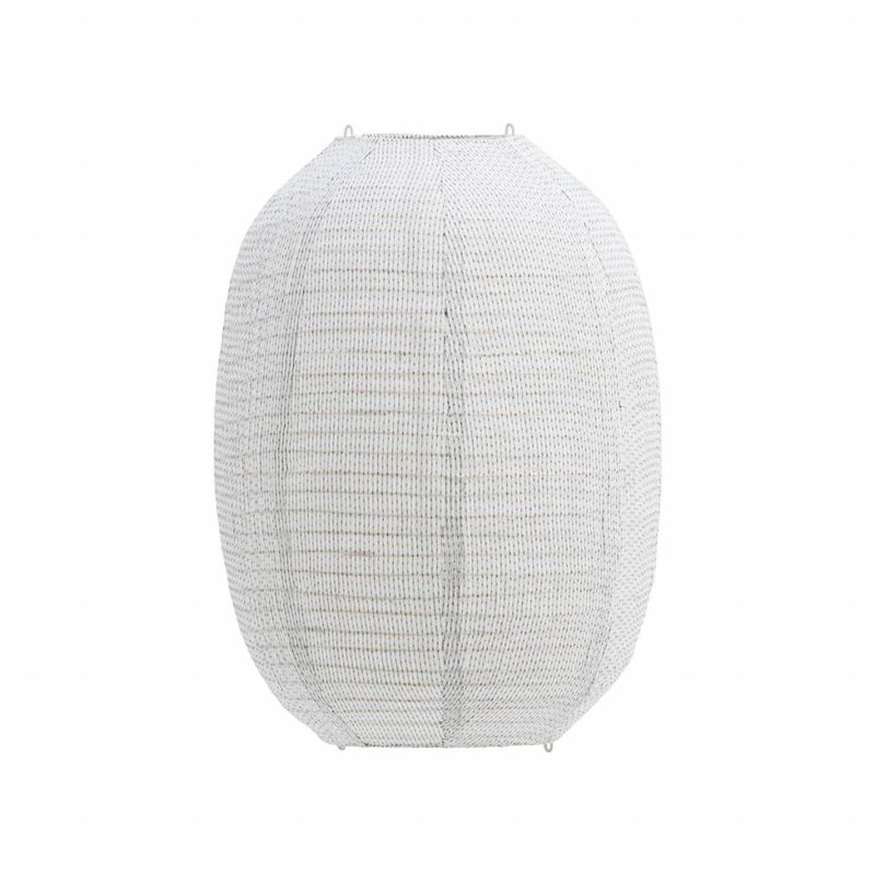 House Doctor-collectie Lampshade, Stitch, Off-White