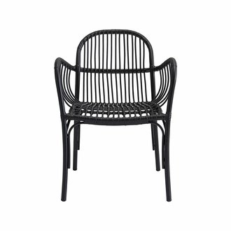 House Doctor Chair, Brea, Black