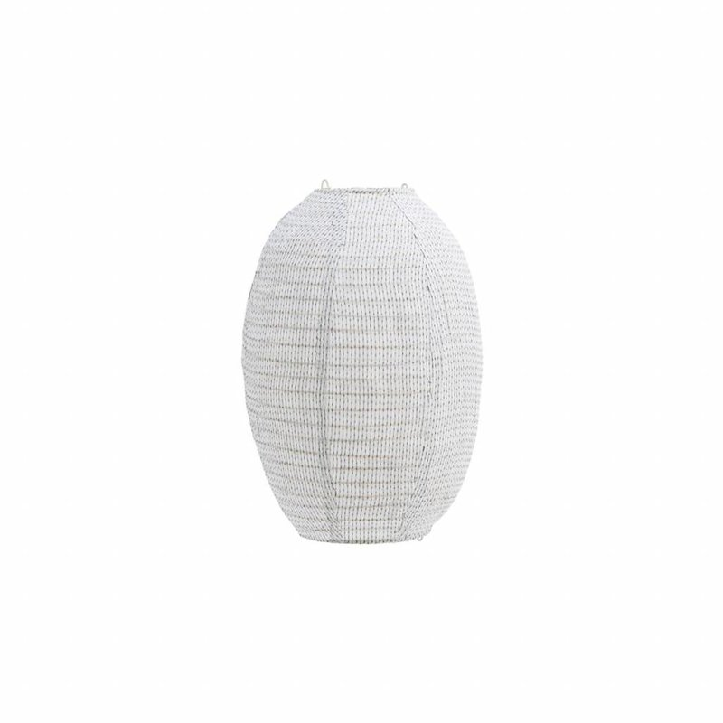 House Doctor-collectie Lampenkap Stitch Off-White 40cm