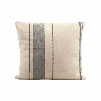 House Doctor Pillowcase, Morocco, Beige