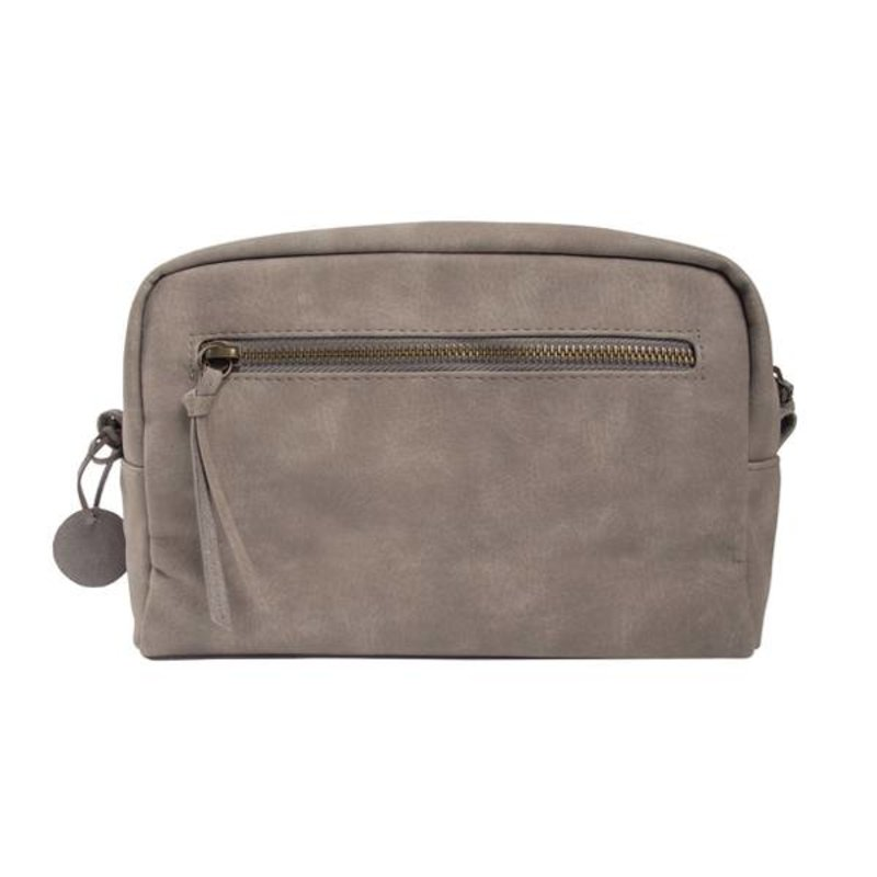 Zusss-collectie Toiletbag brown - Copy